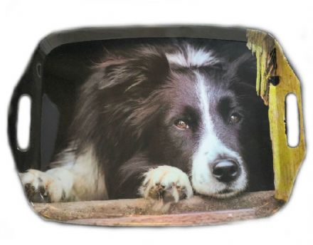 Collie Large Tray